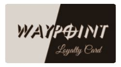 Waypoint - Yacht charter Croatia - Loyalty card