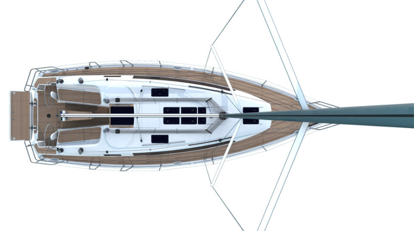 Bavaria Cruiser 37 2015 - Happy Point