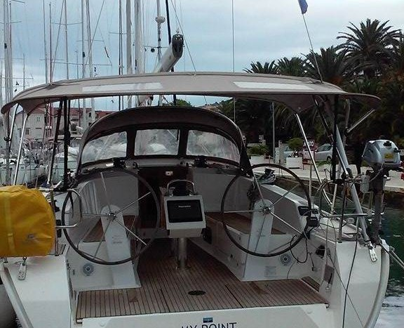 Segelyacht Charter Kroatien - Bavaria Cruiser 41 My Point