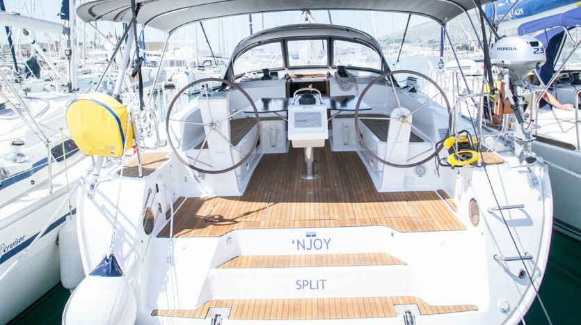 Waypoint Segelyacht Charter Croatia - Bavaria 46 Owner version 2018