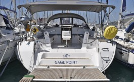 Waypoint Segelyacht Charter Kroatien - Bavaria Cruiser 51 - Game Point